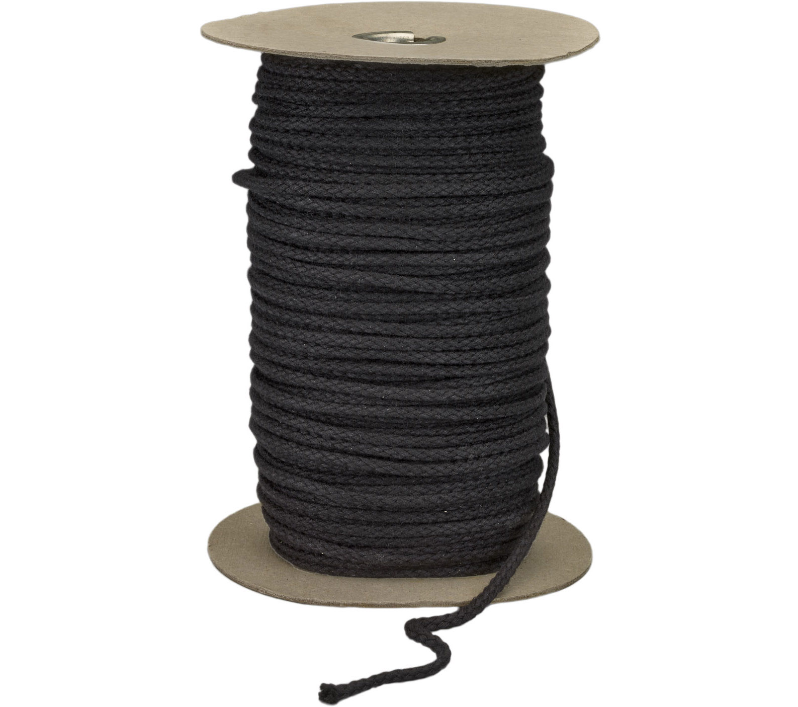Round Braided Cotton Drawcord
