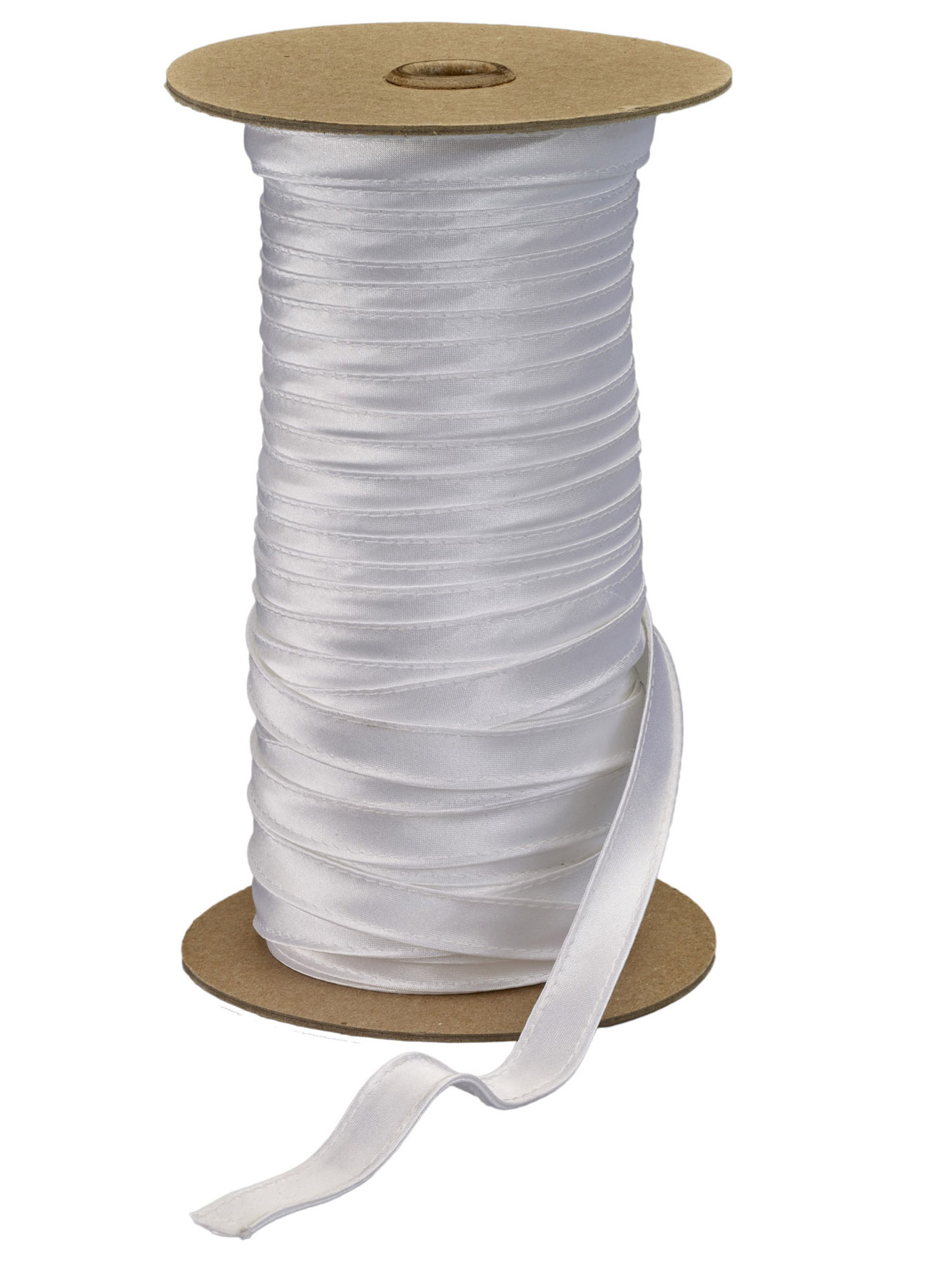 Stitched Satin Strap, Double-folded